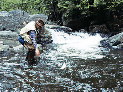 Stocked Trout Streams Fly Fishing Report - May 21, 2020