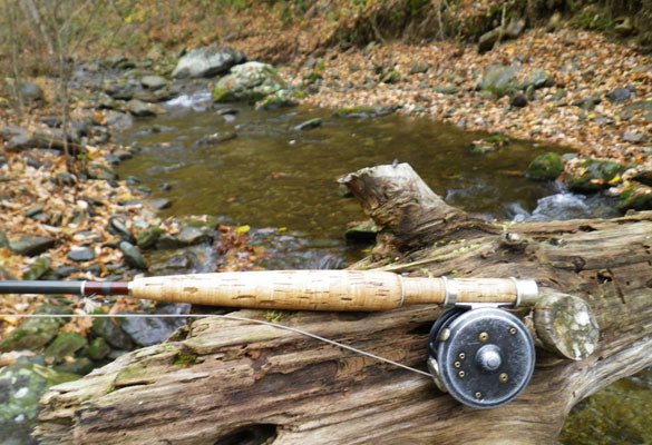 Mountain Trout Streams Fly Fishing Report-August 28, 2017