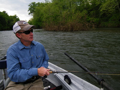 Smallmouth Bass Streams Fly Fishing Report- April 25, 2019