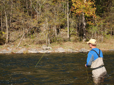 Smallmouth Bass Streams Fly Fishing Report - October 23, 2018