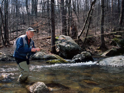 Mountain Trout Streams Fly Fishing Report - May 9, 2019