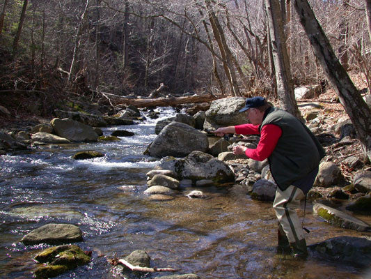 Mountain Trout Streams Fly Fishing Report- April 24, 2017