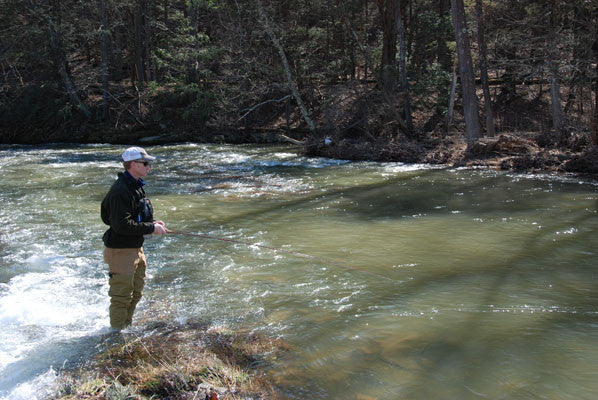 Delayed Harvest and Large Stocked Trout Streams Fly Fishing Report- June 5, 2017