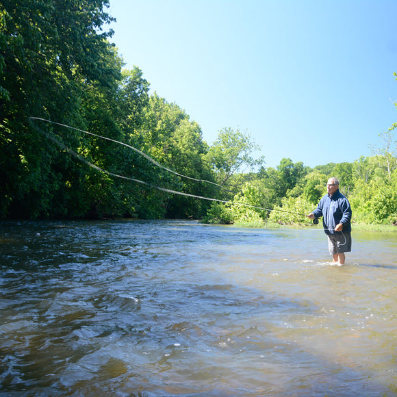 Virginia Fly Fishing Classes and Lessons - Murray's Fly Shop