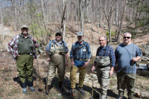 Mountain Trout Fly Fishing Lessons