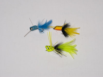 Smallmouth Bass Poppers