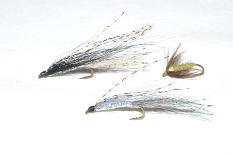 Streamers and Soft Hackles for Early Spring Trout Fishing in the Shenandoah Valley of Virginia Fly Fishing Guide - Murray's Fly Shop
