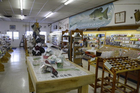 Murray's Fly Shop - Home of the Mr. Rapidan - Harry Murray