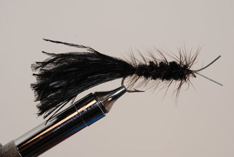 Murray's Hellgrammite - Regular - Murray's Fly Shop