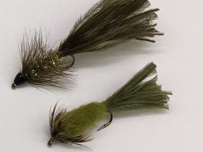Murray's Bass Flies