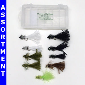 Murray's Marauder Bass Streamer Assortment