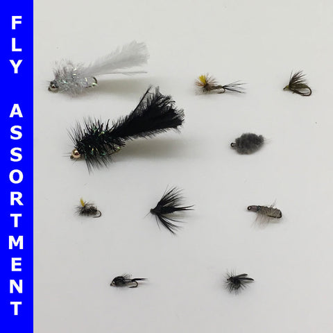 Winter Trout Fly Assortment