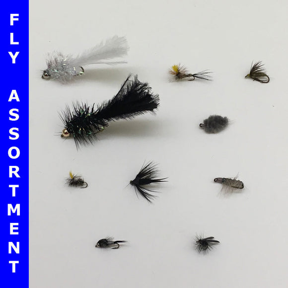 Murray's Winter Trout Fly Assortment - Murrays Fly Shop