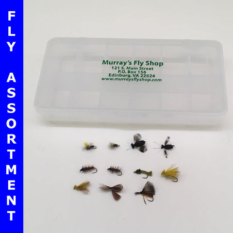 Murray's Change of Pace Trout Dry Fly Assortment - Murrays Fly Shop