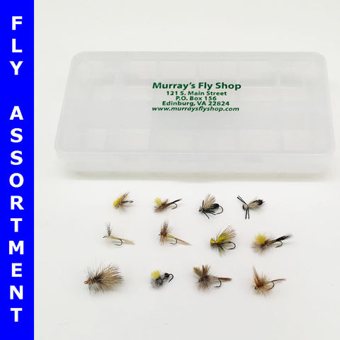 Murray's Trout Dry Fly Assortment