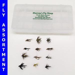 Murray's Trout Nymph Fly Assortment - Murrays Fly Shop