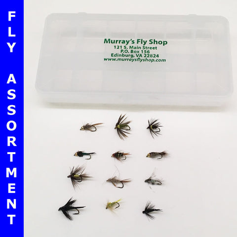 Murray's Trout Nymph Fly Assortment
