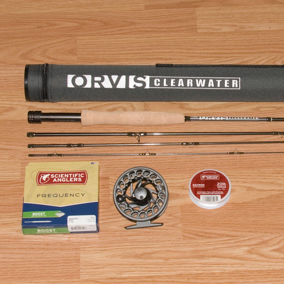 Orvis Clearwater 763 Fly Fishing Outfit
