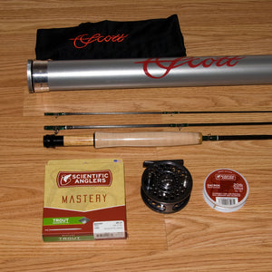 Murray's Mountain Trout Rod and Reel Combo