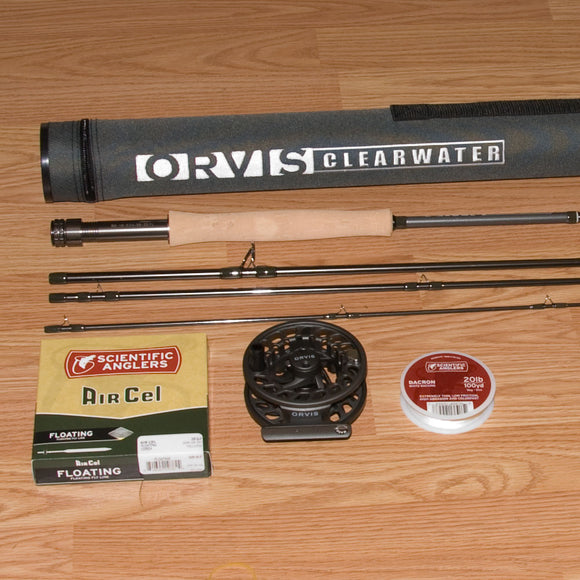 Orvis Clearwater 906 Fly Fishing Outfit