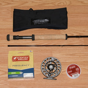 St. Croix Mojo Bass Fly Rod Outfit