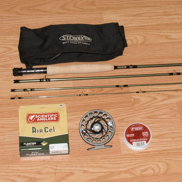 Croix Mojo Trout FlyRod 9/' 5wt 4pc ***NEW*** St