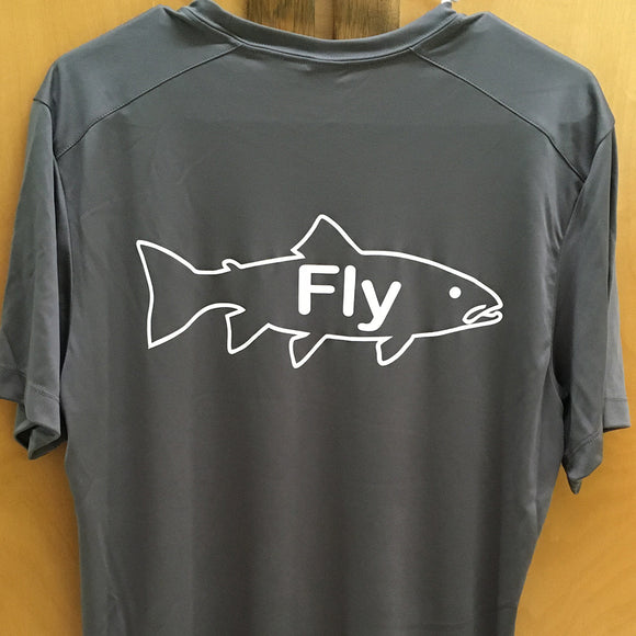 Murray's Fly Short Sleeve Sport Tek Shirt
