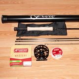 Scott Centric 904/4 Fly Rod & Reel Outfit