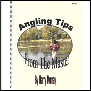 Book - Angling Tips from the Master - Harry Murrays Fly Shop