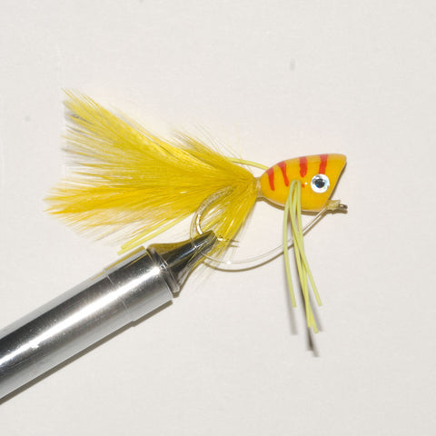 Murray's Sunfish Bass Popper