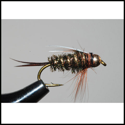 Bead Head Prince Nymph - Murray's Fly Shop