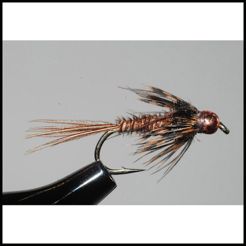 Bead Head Soft Hackle Pheasant Tail Nymph - Murray's Fly Shop