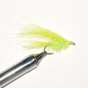 Murray's Blond Bucktail Series Streamers
