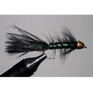 Cone Head Woolly Bugger Series