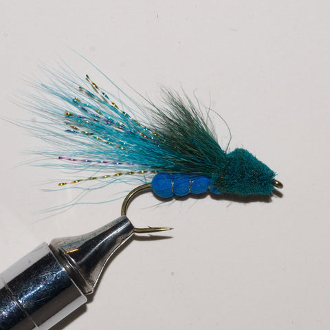 Murray's Blue Damselfly Dry