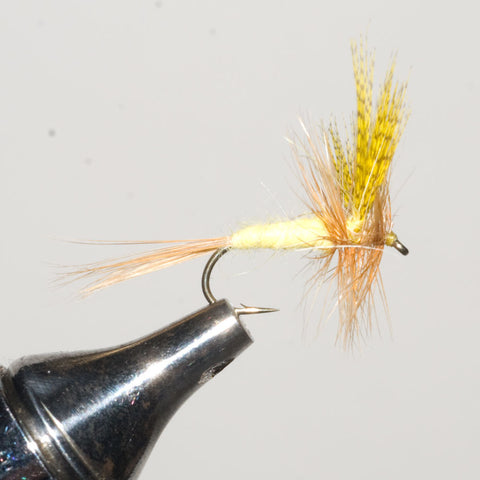 Harry Murray's Yellow Drake Dry Fly
