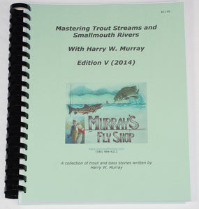 Mastering Trout Streams & Smallmouth Rivers Edition V - Murray's Fly Shop