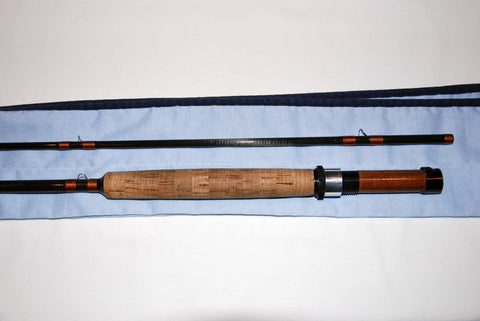 USED Fisher Graphite Fly Rod 9' 9/10 Weight Saltwater Fly Rod