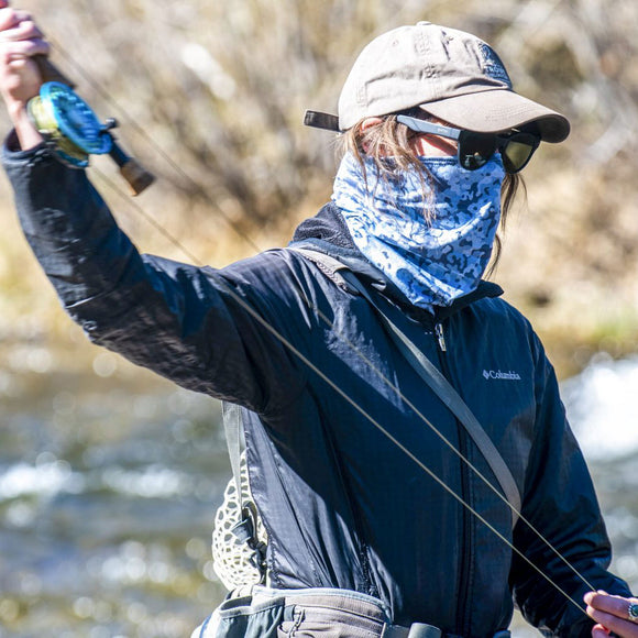 Murray's Fly Shop Fishmasks Neck Gaiter