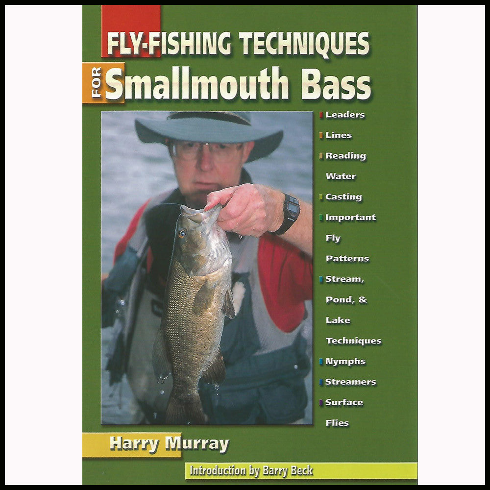 Fly fishing techniques for smallmouth bass l murray 39 s fly shop for Fly fishing techniques