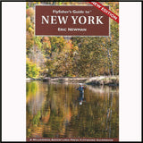 Flyfisher's Guide to New York Book - Eric Newman - Murray's Fly Shop