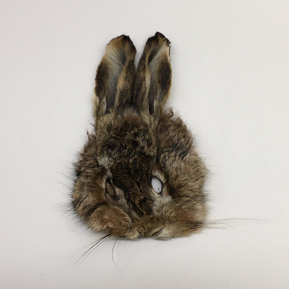 Hares Ear Mask for Fly Tying