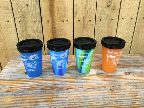 Murray's Fly Shop 16oz. Silipint Cups
