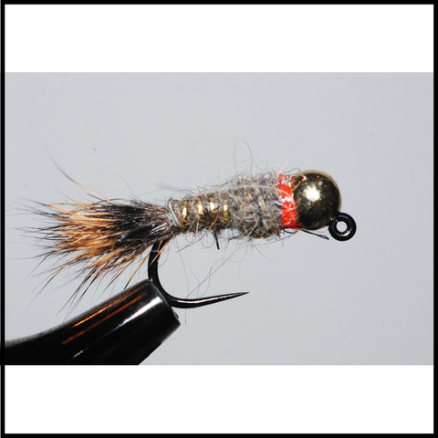Jigged Hare's Ear Nymph