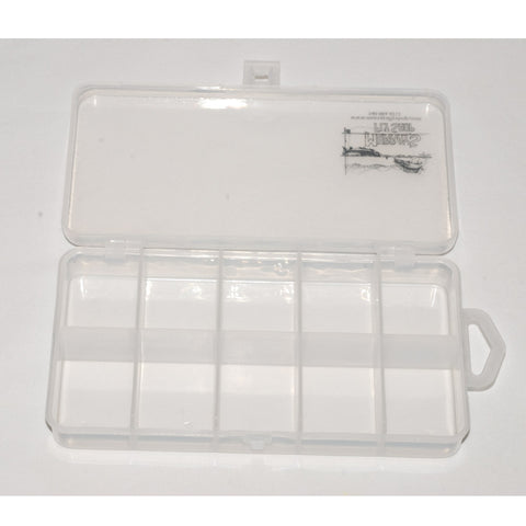 Large Ten Compartment Fly Box