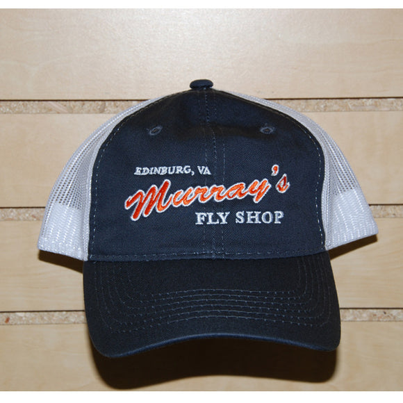 MFS Mesh Hat - Navy White