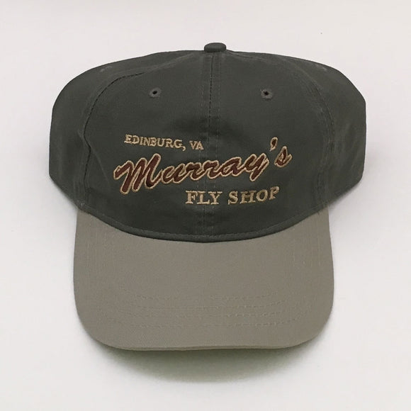 MFS Solid Back Hat Dark Green
