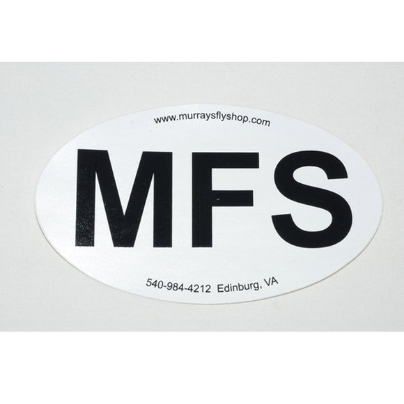MFS Souvenir Sticker