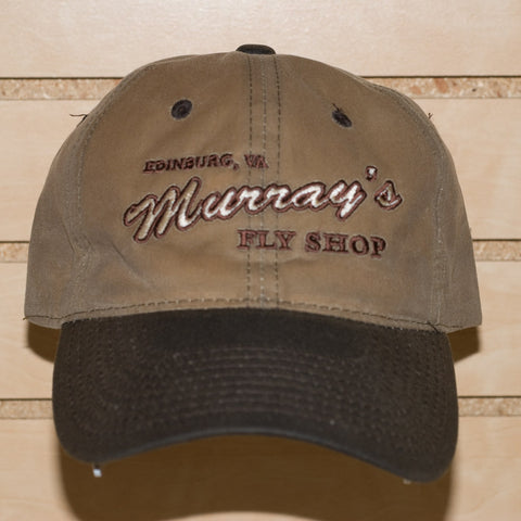 MFS Waxed Cotton Hat
