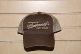 MFS Mesh Hat- Brown Tan